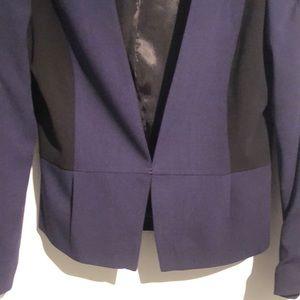 H&M Black & Navy Blazer